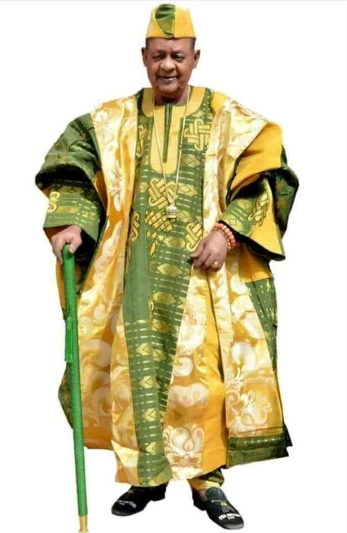 The Biography of the Alaafin Oyo his imperial Majesty